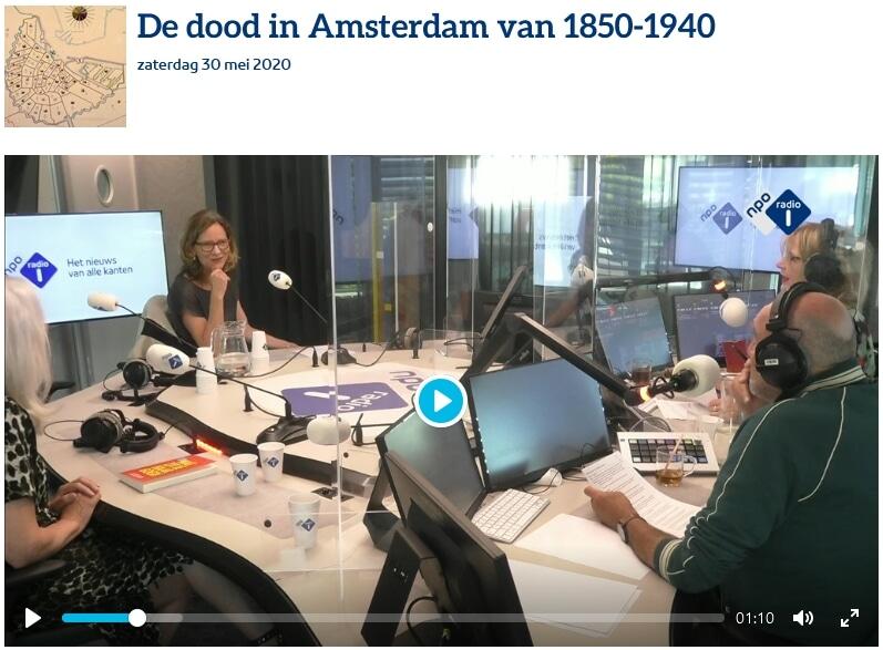 doodsoorzaken amsterdam